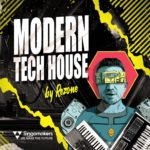 [DTMニュース]Singomakers「Rezone Modern Tech House」テックハウス系おすすめサンプルパック!