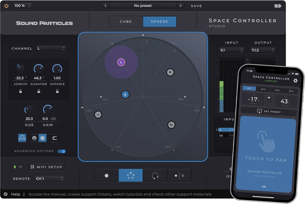 sound-particles-space-controller