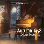 [DTMニュース]Soundironのピアノライブラリ「Delphi Piano #1: Autumn 1958」が25%off!