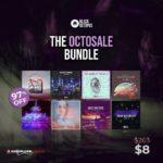 [DTMニュース]Black Octopusの8パックライブラリ「Octosale Bundle」が97%off!