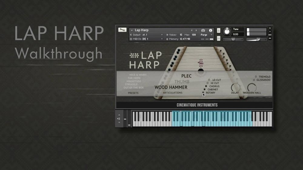 cinematique-instruments-lap-harp