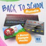 [DTMニュース]W.A Productionのプラグイン&サンプルパック「Back to School Bundle」が92%off!