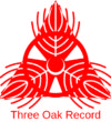 three-oak-record-logo(レコードレーベル)